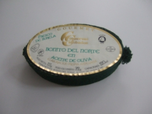 Bonito del Norte (Tunák bílý v olivovém oleji)