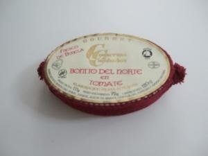 Bonito del Norte (Tunák bílý v rajčatové salse)